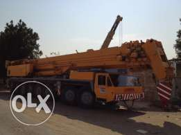 Cranes for rent or sale from 50 to 300 tons