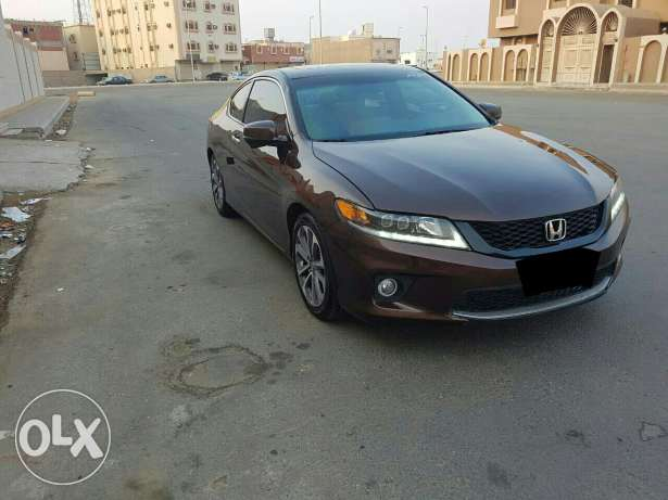 Honda accord V6 coupe