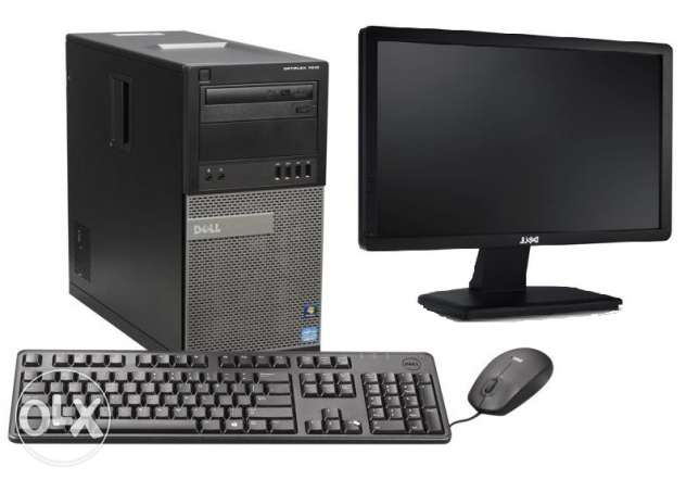 Dell Branded Core-i5 Desktop Computer System for Sale
