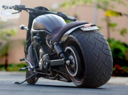 Black 2007 Nightrod customized in excellent condition