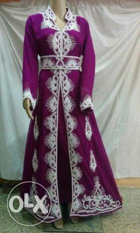 Ladies Arabian Gowns