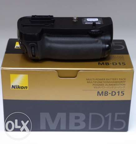 MB-D15 for D7100/D7200