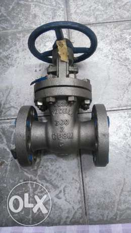 Globe Valve/ Gate Valve/ Check Valve Powell brand available for sell