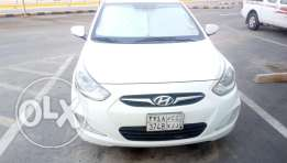 Hyundai Accent 2014 model