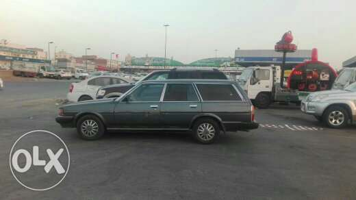 Well Maintained Toyota Cressida Box