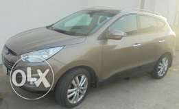 Tucson 2011, Limited, Full options Panoramic SAR 45,000