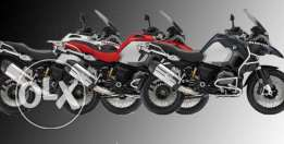 BMW R1200GS Adventure Liquid Cooled NEW