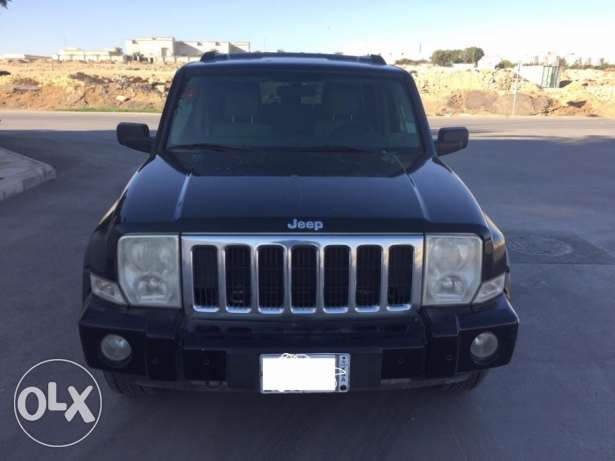Jeep Commander 2007 model 100K mileage 4.7 engine 7 seater