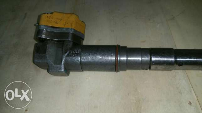 Injector uses CAT 3408