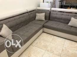 couch for sale bought 1 year ago