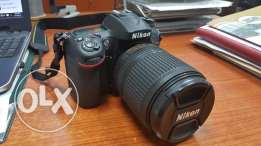 Like New Nikon D7200 DSLR