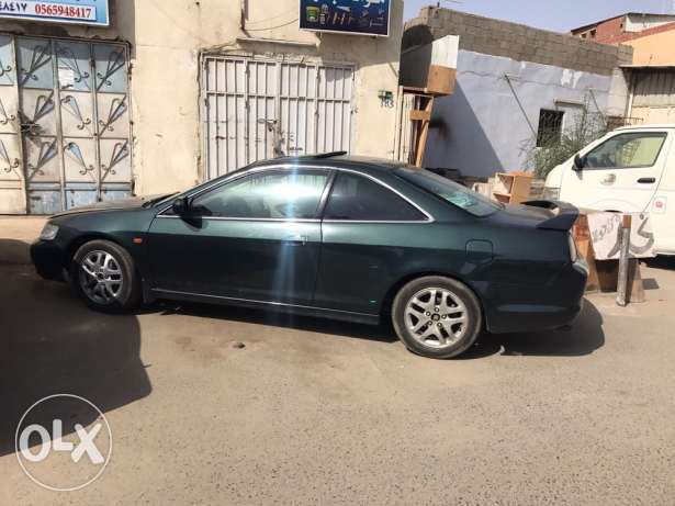 Honda coupe in exelent condition