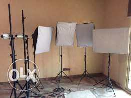 Studio Lighting and Equipment