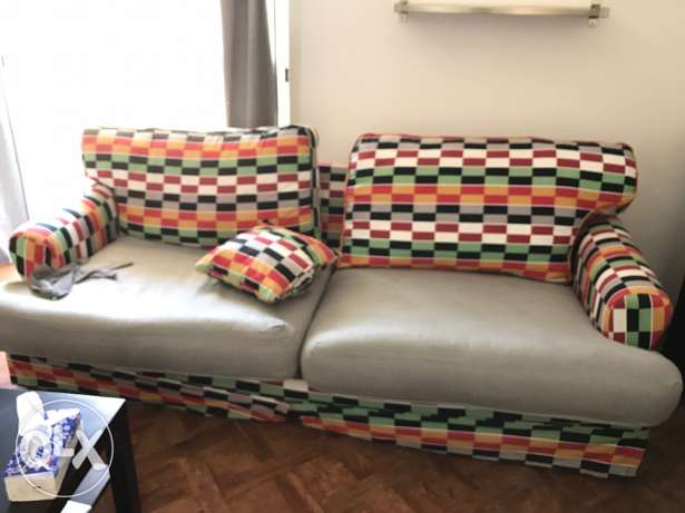 ikea couch 2 pcs الرياض -  1