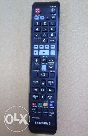 Fully Functional Samsung Blu Ray Home Theater Remote Control for Sale