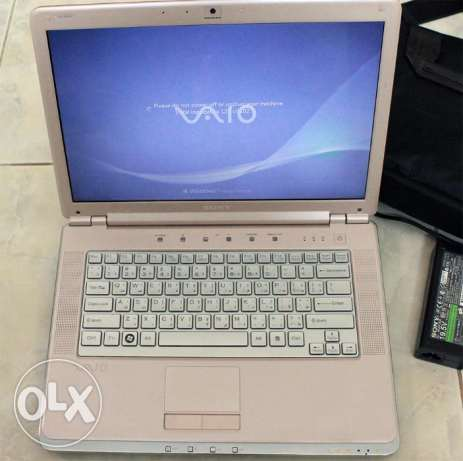 laptop Sony vaio core 2 duo for sale