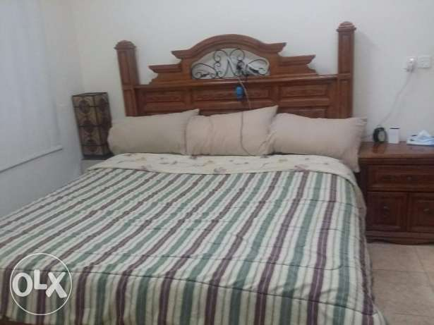 Bedroom - Malaysian wood excellent condition