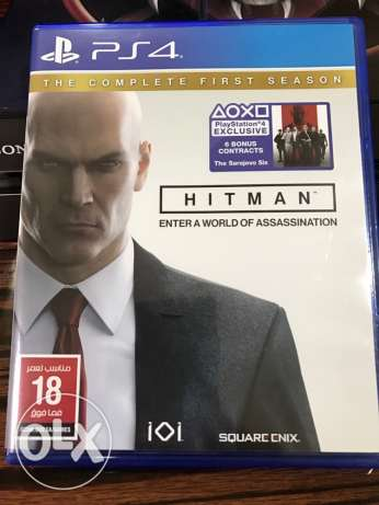 Hitman enter a world of assassination - Ps4