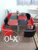 Dining Table and Cooler For URGENT Sale