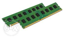 4 GB ram ddr 3 brand new at price of 200 SR and used also