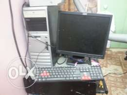 iam saling my PC PNTM 4 with 15 in moniter and key borad very good con