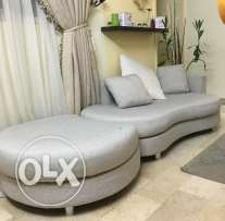 Modern Sofa from DIMOS