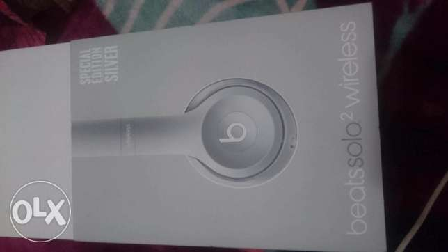 beats solo wireless heatset (special edition silver) الرياض -  1