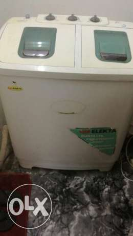 Urgent elekta washing machine