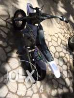 small electric motorcycle