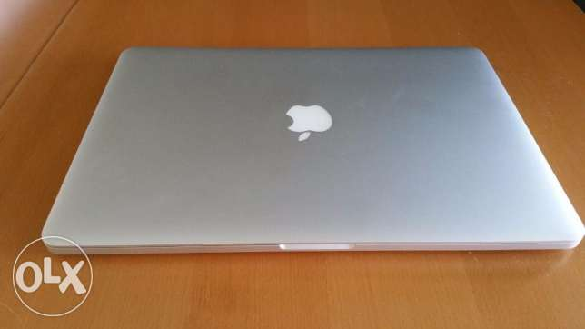 Macbook pro core i7 retina display