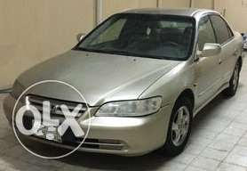 6,000 SAR 2001 Honda Accord, Automatic Urgent Sale!! pls call at 053 4