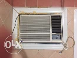 Air conditioner in very good condition بداعي السفر