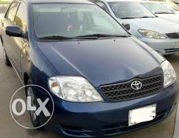 Filipino owner 1st owner toyota corolla 2004 automatic trans original