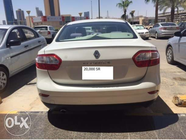 Car : Renault Fluence Model : 2013, Alloy Wheels and Cruise control wi