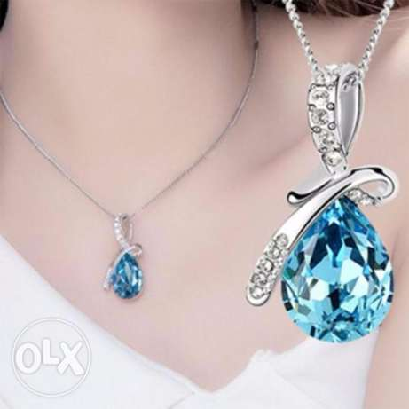 fashion chain crystal rhinestone