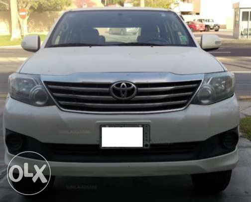 Toyota Fortuner GX SR5 for sale