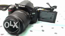 Nikon 5200 (PRE-OWNED/2nd HAND)