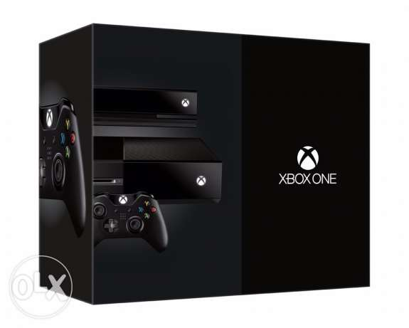 XBox One Day One Edition اكس بوكس ون