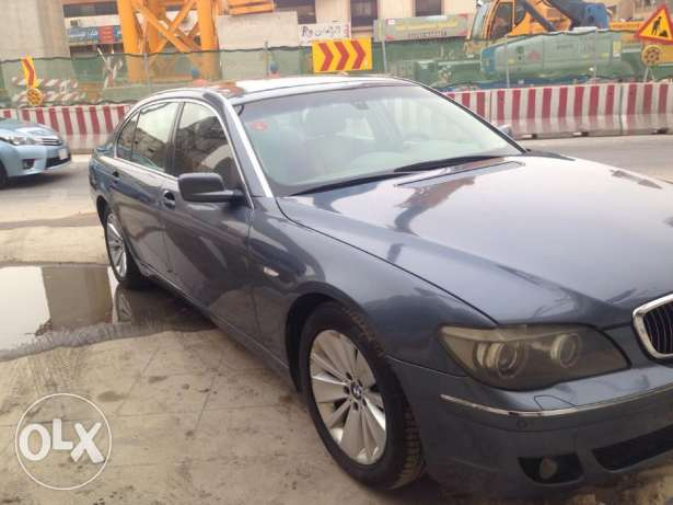 BMW 730 Li, 2008, Automatic Transmission, 201834 KM, Well maintained