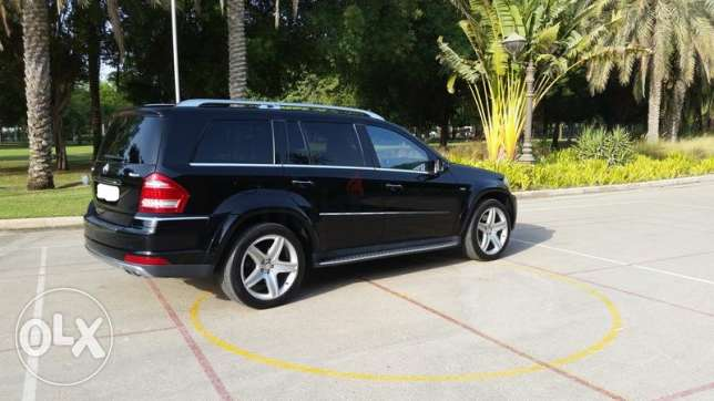 Mercedes-Benz GL 450 4MATIC Grand Edition الخبر -  1