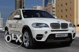 BMW X5 50i XDrive, Perfect condition, Last Price 99,000 SR