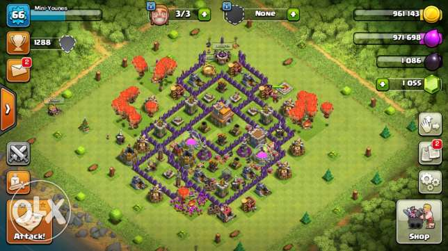 clash of clans كلاش اف كلاانز