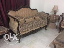 Turkey Sofa Set for SALE in Good condition