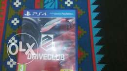 selling driveclub for ps4