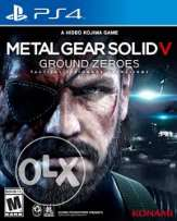 Metal Gear Solid v: Ground Zeroes for Ps4