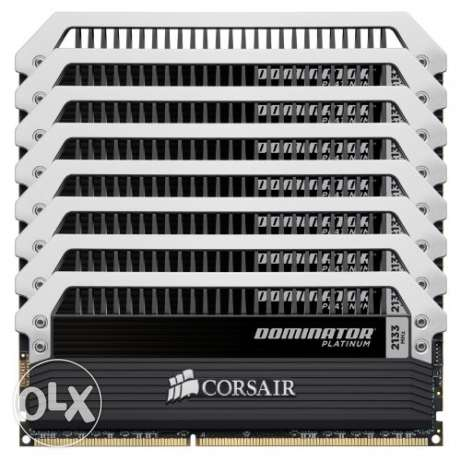 Corsair 64 GB DDR3