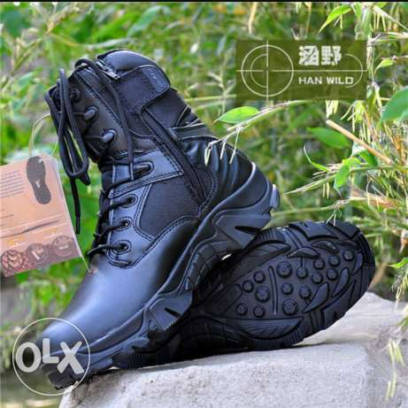 army interceptor shoes boots