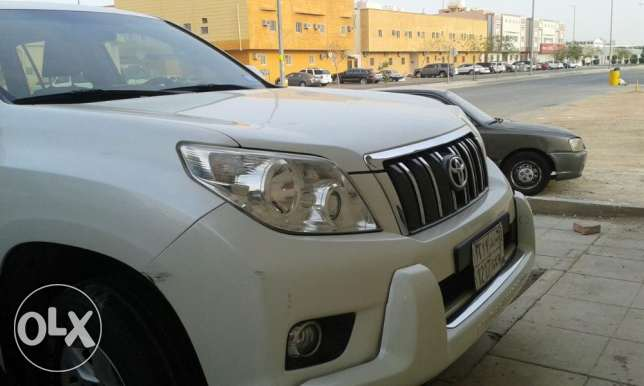 I would like to sell my Toyota land cruiser prado car الرياض -  4