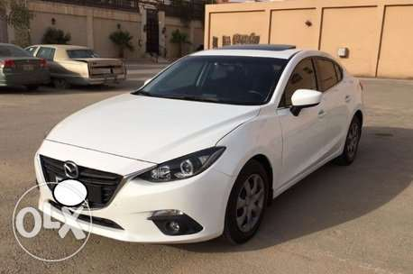 19,999 SAR, Mazda-3, 2015, 32000 KM, Urgent Sale!! pls call at 053 473