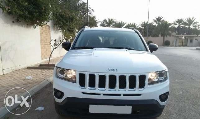 Jeep compass 2.4L Automatic 2014